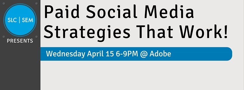 [RECAP] Paid Social Media Strategies That Work
