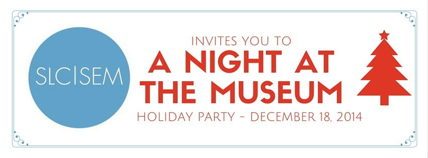 A Night at the Museum Holiday Party - December 18th
